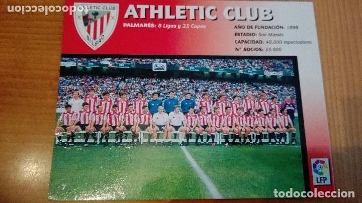 Coleccionismo deportivo: COLECCION COMPLET EQUIPOS FUTBOL LIGA 1998 EXTREMADURA OVIEDO MALLORCA ATHLETIC REAL TENERIFE RACING - Foto 8 - 111760051