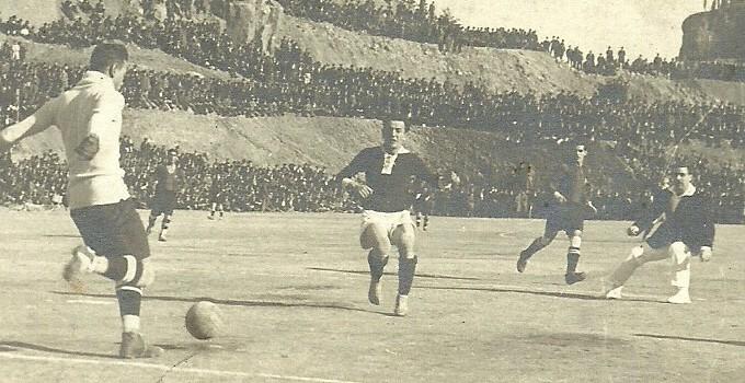 Coleccionismo deportivo: FUTBOL PARTIDO C.F.BARCELONA-SPARTA DE PRAGA AÑO 1921.RICARDO ZAMORA - Foto 2 - 1682192