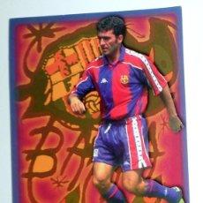 Coleccionismo deportivo: POSTAL ANTIGUA FUTBOL AÑOS 90 - GICA HAGI - FC BARCELONA - NUEVA SIN CIRCULAR!!. Lote 277623098
