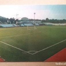 Coleccionismo deportivo: CAMPO MUNICIPAL SANTA EULÀLIA DES RIU POSTAL FÚTBOL PEÑA DEPORTIVA IBIZA. Lote 113666619