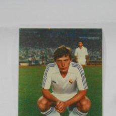 Coleccionismo deportivo: POSTAL EMILIO BUTRAGUEÑO. REAL MADRID. TDKP1. Lote 113852439