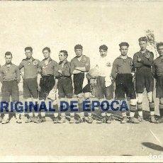 Coleccionismo deportivo: (F-180328)POSTAL FOTOGRAFICA EQUIPO DE FOOT-BALL. Lote 114711679