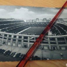Coleccionismo deportivo: POSTAL SANTIAGO BERNABEU. Lote 117516611