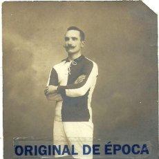 Coleccionismo deportivo: (F-180434)FOTOGRAFIA DE JOAQUIM PERIS DE VARGAS,PRESIDENTE DEL F.C.BARCELONA,1914-1915. Lote 117565835