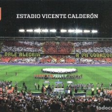Coleccionismo deportivo: ESTADIO VICENTE CALDERON - 1605 - MADRID - STADIUM - STADE - STADION - CAMPO. Lote 118544247
