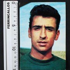 Coleccionismo deportivo: POSTAL SADURNI F.C.BARCELONA Nº 12 FOTO SEGUI SIN CIRCULAR. Lote 118568231