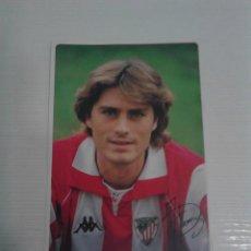 Coleccionismo deportivo: POSTAL OFICIAL JULEN GUERRERO (ATHLETIC CLUB).. Lote 118623835