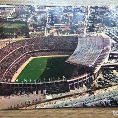 Coleccionismo deportivo: POSTAL DEL ESTADIO DEL F.C. BARCELONA. Lote 118667783