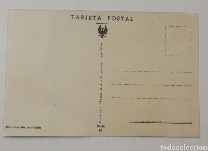Coleccionismo deportivo: POSTAL VELASCO FC BARCELONA CF BODAS ORO BARÇA SIN CIRCULAR. - Foto 2 - 118826554