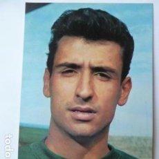 Coleccionismo deportivo: SADURNI PORTERO DEL F.C.BARCELONA POSTAL FOTO SEGUI. Lote 119057727