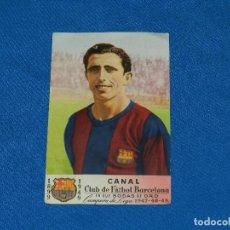 Coleccionismo deportivo: FC BARCELONA - CANAL , BODAS DE ORO 1899 - 1949 , BUEN ESTADO. Lote 119447103