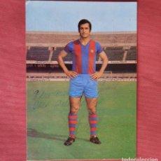 Coleccionismo deportivo: TORRES - F. C. BARCELONA - BARÇA - FOTO SEGUI - BERGAS INDUSTRIAS GRAFICAS - 1974. Lote 119567195