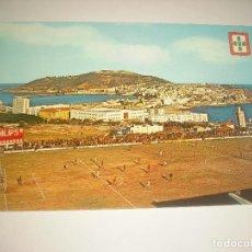 Coleccionismo deportivo: CEUTA 31 , VISTA DESDE EL CAMPO ALFONSO MORUBE , LUIS CABELLO GARCIA SIN CIRCULAR . Lote 120539527
