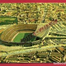 Coleccionismo deportivo: POSTAL CAMPO ESTADIO FUTBOL , DEL CF BARCELONA , ORIGINAL , PF22. Lote 120740675