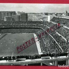 Coleccionismo deportivo: POSTAL CAMPO FUTBOL , ESTADIO , SANTIAGO BERNABEU , REAL MADRID , ORIGINAL , PF36. Lote 120742707