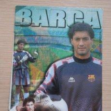 Coleccionismo deportivo: POSTAL FC BARCELONA VITOR BAIA. Lote 121700927