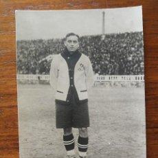 Coleccionismo deportivo: PELAO ( C.D. EUROPA ) - MAGNIFICA POSTAL FOTOGRAFICA DE 1923. Lote 122436339