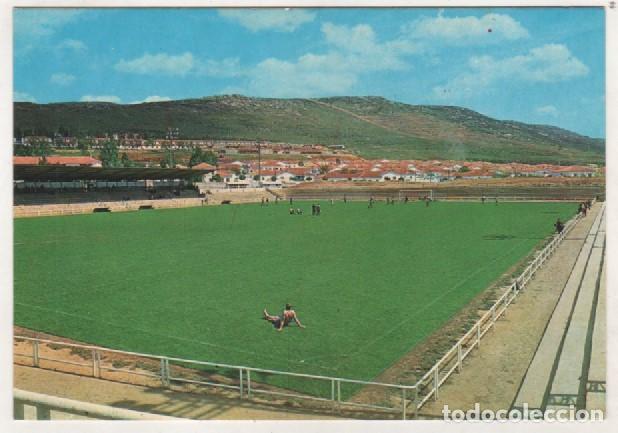 ESTADIO CALVO SOTELO PUERTOLLANO - STADIUM - STADE - STADION - CAMPO SIN CIRCULAR (Coleccionismo Deportivo - Postales de Deportes - Fútbol)