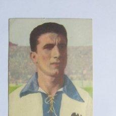 Coleccionismo deportivo: CATÁ, DEL CLUB DEPORTIVO ALCOYANO (BAYER). Lote 123239419