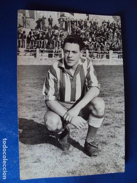 Coleccionismo deportivo: (F-180622)LOTE DE 6 FOTOGRAFIAS Y CARNET JUGADOR C.F.MANRESA - AÑOS 50 - Foto 8 - 123348839