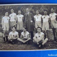 Coleccionismo deportivo: (F-180625)FOTOGRAFIA EQUIPO DEPORTVO. Lote 123349195