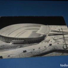 Coleccionismo deportivo: POSTAL SIN CIRCULAR - MAQUETA DEL NUEVO CAMPO DEL C.F BARCELONA Nº1 - EDITA ARTIGAS. Lote 124588051