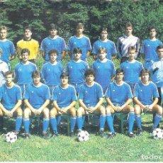 Coleccionismo deportivo: POSTAL PUBLICITARIA VITOSHA SOFIA (BULGARIA) . Lote 125222819