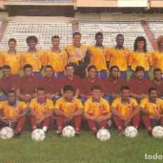 Coleccionismo deportivo: POSTAL SELECCIÓN COLOMBIA. Lote 125223275