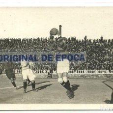 Coleccionismo deportivo: (F-180652)POSTAL FOTOGRAFICA FOOT-BALL F.C.BARCELONA-RAPID DE VIENA 2-2-1923.VICENTE MARTINEZ. Lote 125316967
