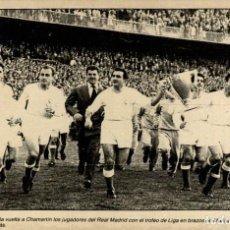 Coleccionismo deportivo: REAL MADRID . Lote 125832687