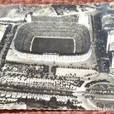 Coleccionismo deportivo: MADRID AEREA. ESTADIO DE CHAMARTIN - ED. GARCIA GARRABELLA, Nº19. Lote 130766176