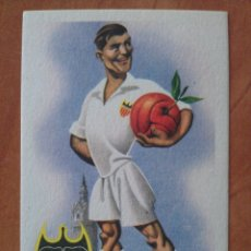 Coleccionismo deportivo: POSTAL ANTIGUA DE FÚTBOL: VALENCIA CF. Lote 131106065
