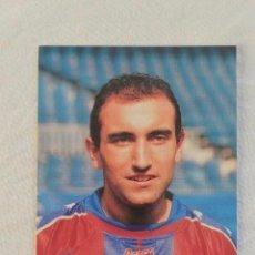 Coleccionismo deportivo: TARJETA POSTAL ABELARDO JUGADOR FUTBOL FC BARCELONA. Lote 132852434