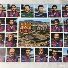 Coleccionismo deportivo: POSTAL F.C BARCELONA. Lote 133809946