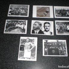 Coleccionismo deportivo: LOTE 8 POSTALES AÑOS 20-30 (REPRODUCCIONES). Lote 133979930