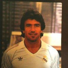 Coleccionismo deportivo: FOTO POSTAL OFICIAL JUANITO REAL MADRID. Lote 134836039