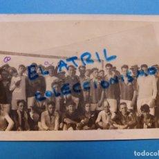 Coleccionismo deportivo: VALENCIA O PROVINCIA - EQUIPO DE FUTBOL - AÑO 1924 - POSTAL FOTOGRAFICA. Lote 134976902