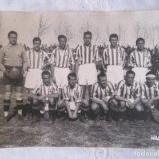 Coleccionismo deportivo: FOTOGRAFIA ANTIGUA CLUB DEPORTIVO CASTELLON. Lote 135564794