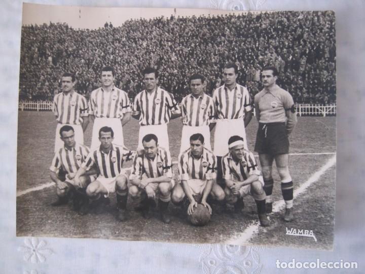 ANTIGUA FOTO DEL GLUB DEPORTIVO CASTELLON (Coleccionismo Deportivo - Postales de Deportes - Fútbol)