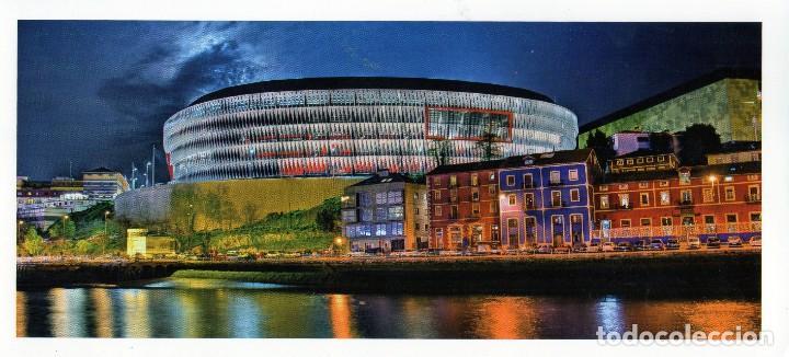 POSTAL ESTADIO SAN MAMÉS - BILBAO - STADIUM POSTCARD - CAMPO DE FUTBOL (Coleccionismo Deportivo - Postales de Deportes - Fútbol)