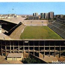 Coleccionismo deportivo: POSTAL FUTBOL , ESTADIO CAMPO LUIS CASANOVA , VALENCIA , ANTIGUA , ORIGINAL , PFFF. Lote 136840442