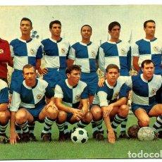 Coleccionismo deportivo: POSTAL FUTBOL, PLANTILLA JUGADORES DEL SABADELL , ORIGINAL , PFFF. Lote 136857622