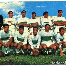 Coleccionismo deportivo: POSTAL FUTBOL, PLANTILLA JUGADORES DEL ELCHE DE ALICANTE , ORIGINAL , PFFF. Lote 136857710