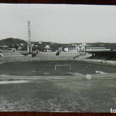 Coleccionismo deportivo: FOTO POSTAL DE ESTADIO DE FUTBOL ESPAÑOL, NO PONE EDITORIAL NI LOCALIZACION.. Lote 137239674