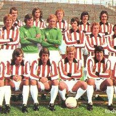 Coleccionismo deportivo: POSTAL STOKE CITY INGLATERRA AÑOS 70. Lote 137641126