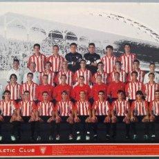 Collezionismo sportivo: POSTAL ATHLETIC OFICIAL PLANTILLA 2003 2004 SAN MAMES LA CATEDRAL VIZCAYA BILBAO CLUB FUTBOL PERFECT. Lote 143539506