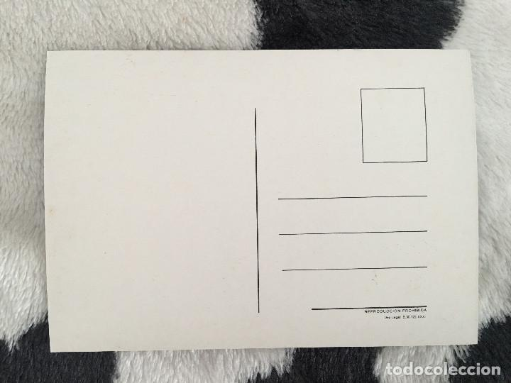 Coleccionismo deportivo: Tarjeta postal coleccionismo futbol Jordi Cruyff FC Barcelona Barça - Foto 2 - 146355002