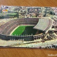 Coleccionismo deportivo: 2047 ESTADIO C.F. BARCELONA , ZERKOWITZ FOTOGRAFO - ESRITA 13/6/1962 - DEPOSITO LEGAL B.3133-V. Lote 147843358