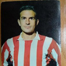 Coleccionismo deportivo: POSTAL. ED. OSCARCOLOR. 30. RIVILLA. AT. DE MADRID.. Lote 148047610