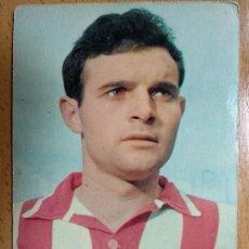 Coleccionismo deportivo: TARJETA POSTAL - JUGADOR AT. BILBAO ORMAZA - FOTOGRAFIA: SEGUÍ -. Lote 148048502
